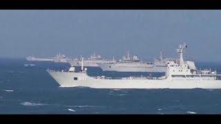 Seemacht: Chinesische Marine feiert seinen Geburtstag auf besondere Weise