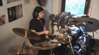 Dave Grohl, Josh Homme & Trent Reznor - Mantra - Drum Cover