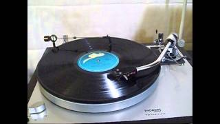 Sade - Hang on to Your Love - Vinyl - Thorens TD 160 Super