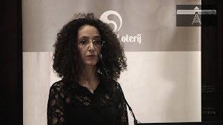 Y. Zian - lauréate du «Prix Fondation Auschwitz» - 2018-10