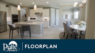 New Home Designs | Two Story Home | Riverwalk | Home Builder | Pulte Homes
