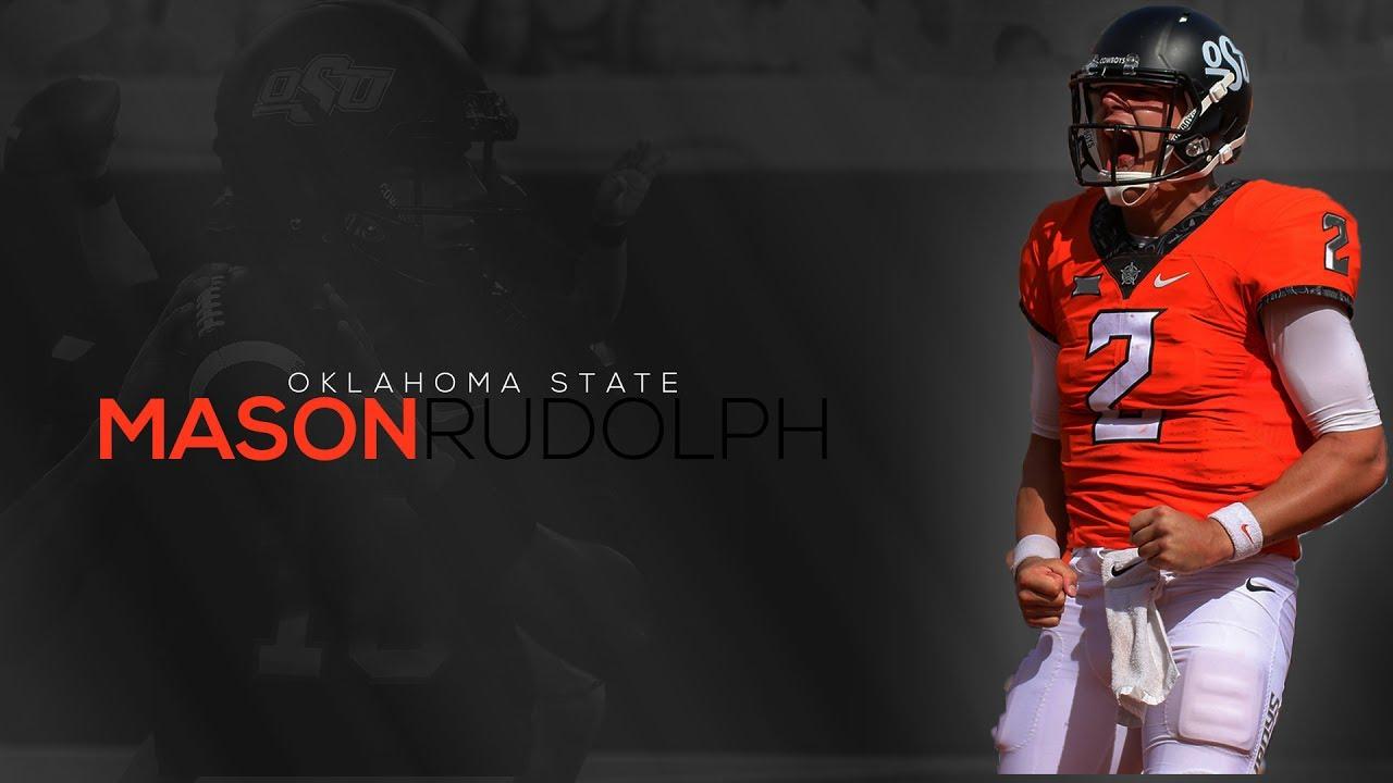 Mason Rudolph NFL Jersey