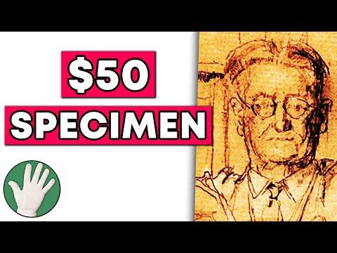 Fifty Dollar Specimen - Objectivity #13