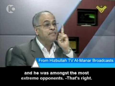 Arabs Call Lieberman Fascist