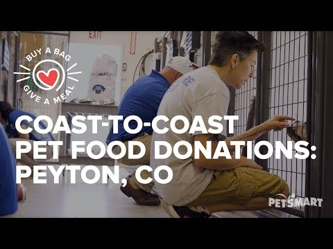 Coast-to-Coast Pet Food Donations: National Mill Dog Rescue in Colorado