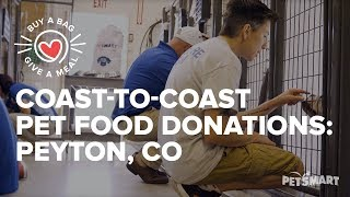 Coast-to-Coast Pet Food Donations: National Mill Dog Rescue in Colorado thumbnail