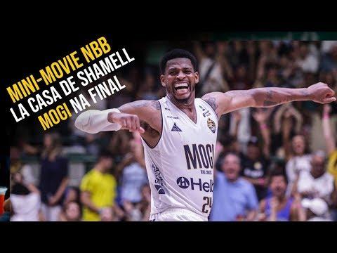 Mini-Movie - Mogi vence Flamengo e está na Final do NBB!