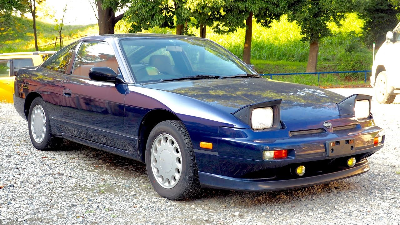 1990 Nissan 180SX Turbo (USA Import) Japan Auction Purchase Review