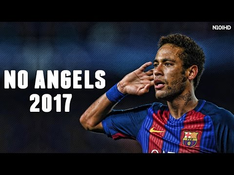 Neymar ● No Angels ● Skills & Goals 2016/17 HD