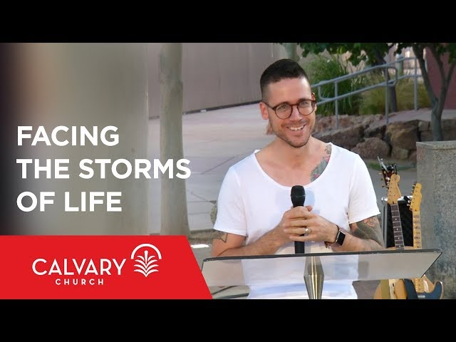 Facing the Storms of Life - John 6:15-21 - Jon Geraci