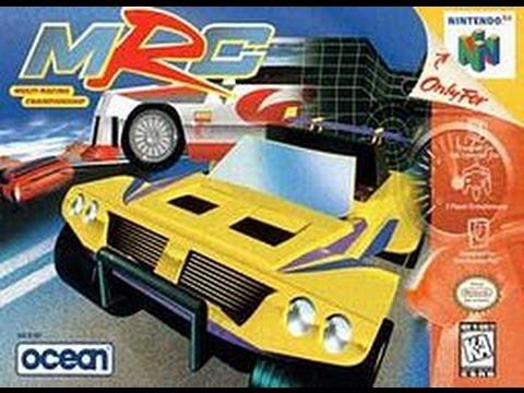 Multi Racing Championship - NIntendo64 - N64 - Longplay - Complete Game