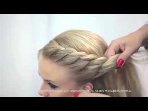 thắt bím tóc - Hướng Dẫn Tết Tóc Đẹp