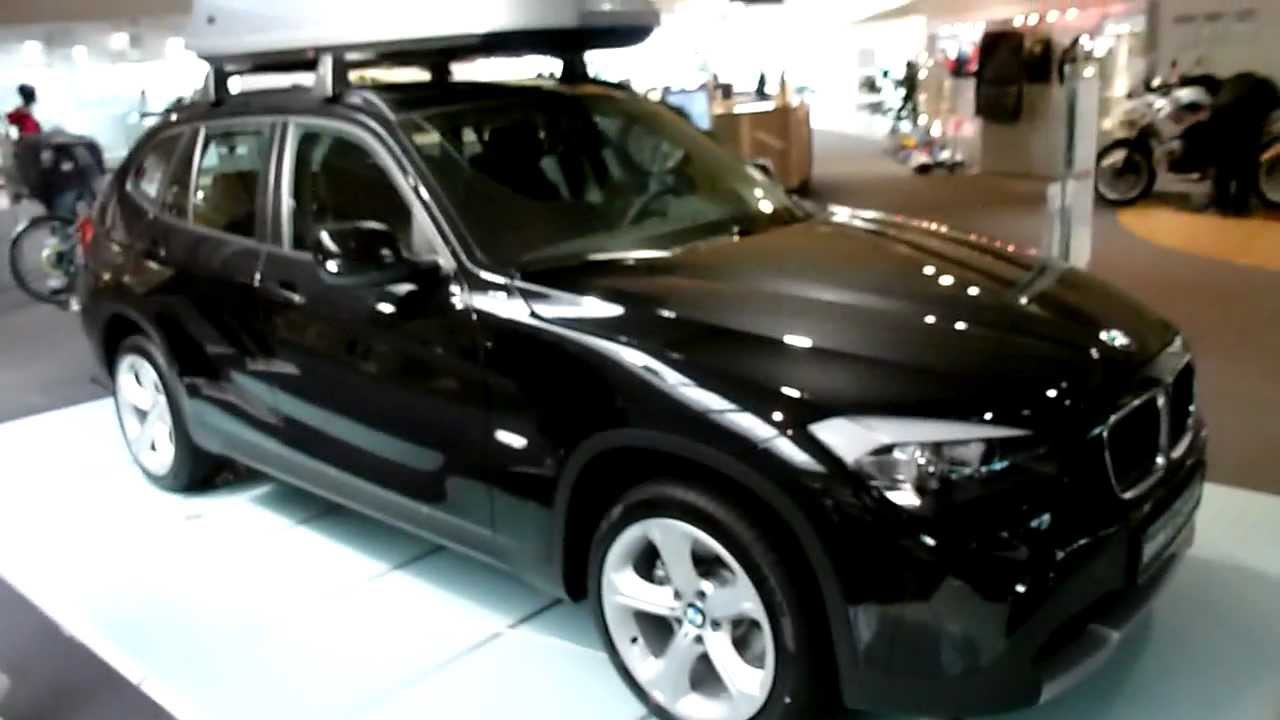 Bmw X1 Xdrive18d Bmw Roof Box 2012 See Also Playlist