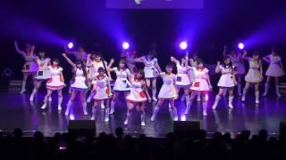 ガンガン☆ダンスLIVE映像@ZeppNagoya(ジモドルフェスタ2015WINTER)