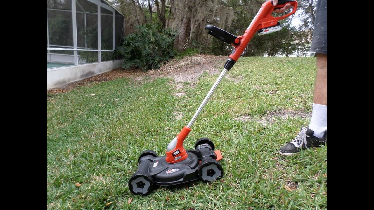 Top Rate Weed Eater Lawn Mower Review Push Weed Eater Youtube