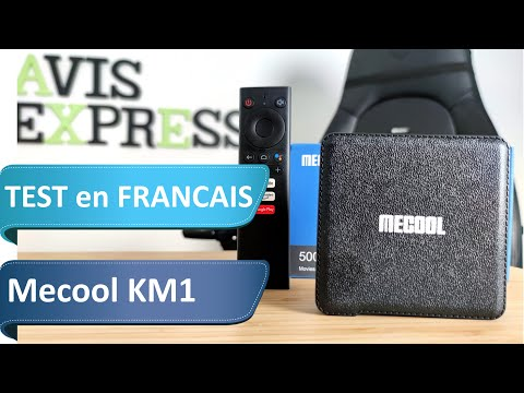 Mecool KM1 - Enfin une Box TV qui envoi du lourd from YouTube · Duration:  12 minutes 35 seconds