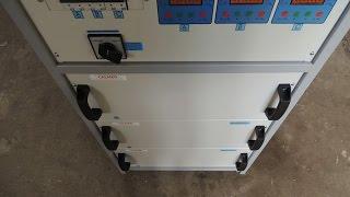 Трехфазный стабилизатор напряжения Рета/Reta - Калмер/Calmer НОНС-6,5 кВт Улучшенный(, 2016-04-01T07:24:35.000Z)