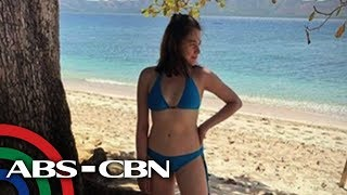 UKG: Bea Alonzo, ginulat ang fans sa kanyang swimsuit photo