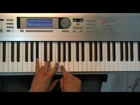 Piano Tutorial of Chris Brown's With You