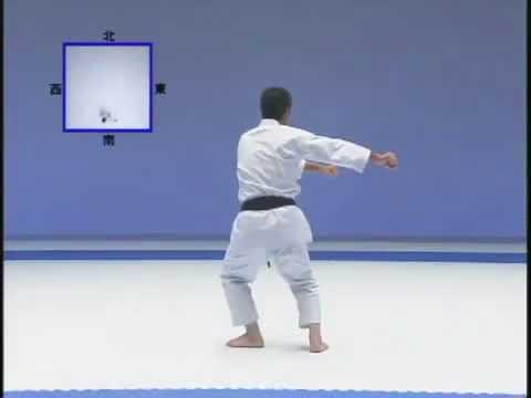 JKA Kankusho (48 Moves ) By Osaka Sensei
