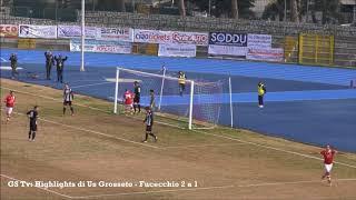 Eccellenza Girone A Grosseto-Fucecchio 2-1 GS TV