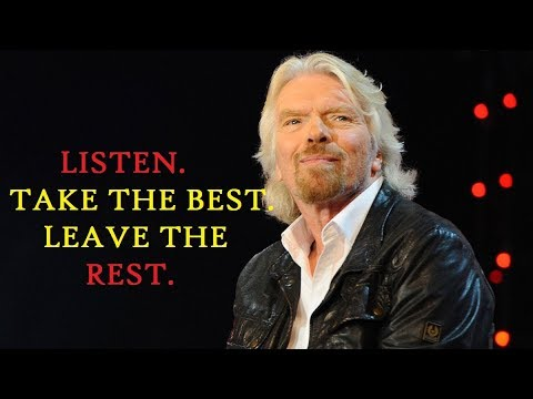 Richard Branson Motivation Video On Business Strategy - Motivational Videos For Students ✌