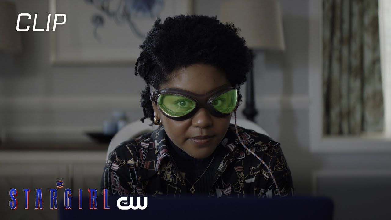 Download DC's Stargirl   Season 2 Episode 10   Beth And Dr. Mid-Nite Scene   The CW