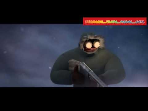 Alan Walker, K-391 & Emelie Hollow - Lily (film Kartun)