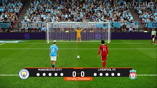 PES 2020 | Manchester City vs Liverpool | Penalty Shootout | Gameplay PC
