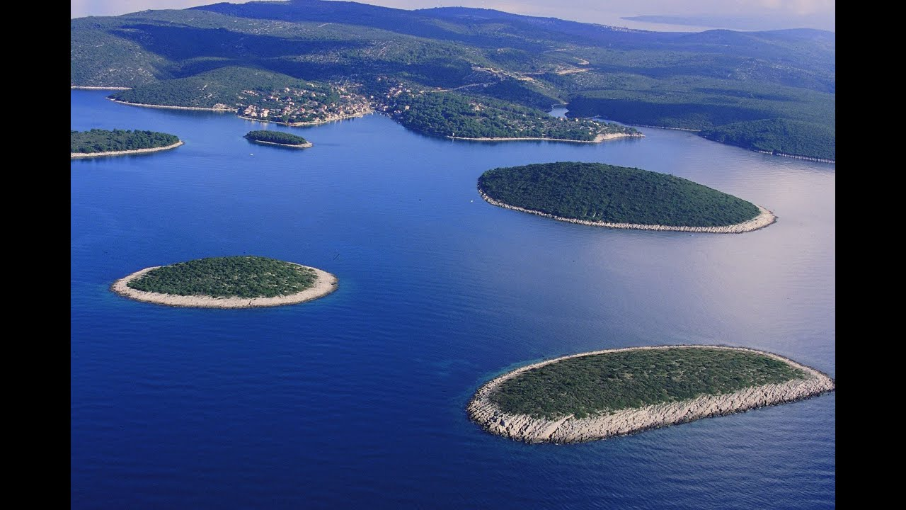 Maslinica solta island yacht charter croatia youtube