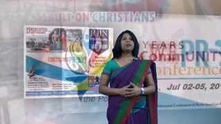 National Ladies Conference Talitha Cumi PCNAK 2015 PROMO