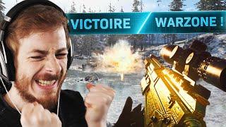 ce jeu est INCROYABLE !! (Battle royale Warzone)