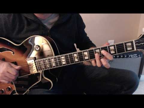 Autumn Leaves : Chord Melody Lesson (Part 1)