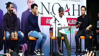 Video NOAH Single Jalani Mimpi (Second Album) download MP3, 3GP, MP4, WEBM, AVI, FLV September 2017