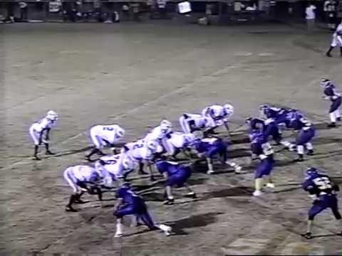 2000 Spiro Bulldogs vs Antlers Bearcats