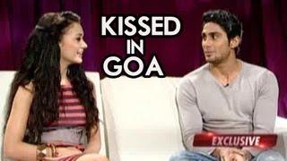 Prateik Babbar & Amy Jackson talk about their kiss in Goa