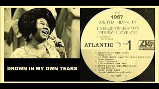 Aretha Franklin - Drown in My Own Tears' Vinyl'