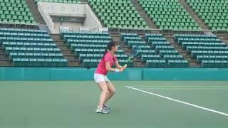 2018/07/29 に靭テニスセンターで行われたITC靱テニスセンター23周年記...