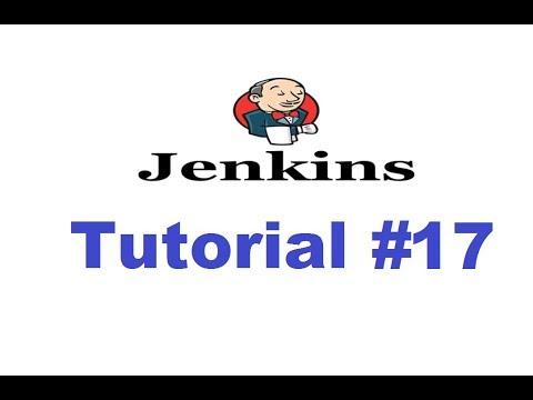 Jenkins Tutorial For Beginners 17 - Launch agent via Java Web Start  (Windows Slave)