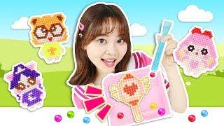 用神奇有趣的水露珠來給伶伶制作魔法棒吧!小伶玩具 | Xiaoling toys