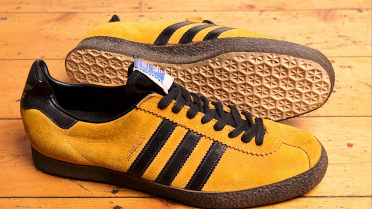 Adidas giamaica og 2015 isola serie su youtube