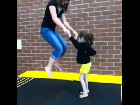 Hannah/Madison gymnastics
