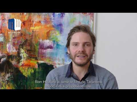 Daniel Brühl chez Mixwerk  French Version