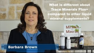 "What is the ""best liquid mineral supplement""?"