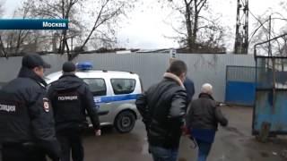Активисты обнаружили в Москве подпольную газовую заправку(, 2017-04-12T09:45:29.000Z)