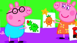 Peppa Pig's Playgroup Star | Kids TV and Stories