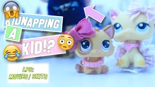 lps kiddnapping a kid funny drama high school skit