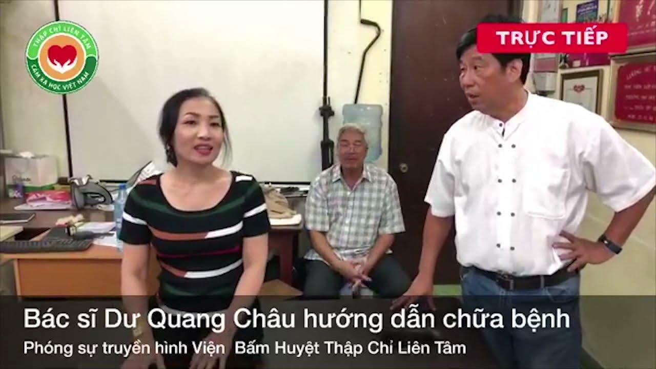 Danh Y Đất Việt chữa đốt sống cổ, vai gáy, thoát vị đĩa đệm, thần kinh tọa