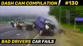 Idiots in cars // Dash Cam Compilation 2020 // Driving Fails // Bad Drivers