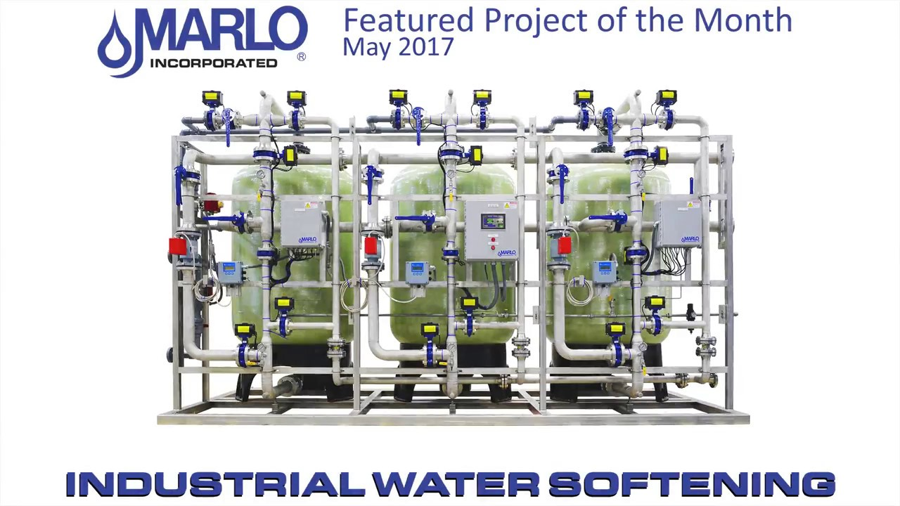 Water Softener Systems By Marlo Incorporated May 2017 Featured Project